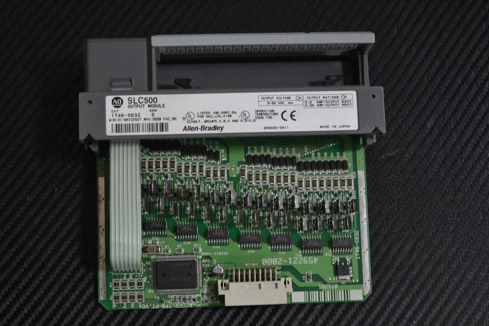 直流输出模块: 1746-OB32