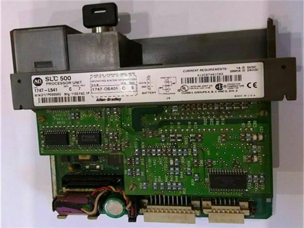 1747-L541/C 处理器单元SLC 5/04 16K Controller
