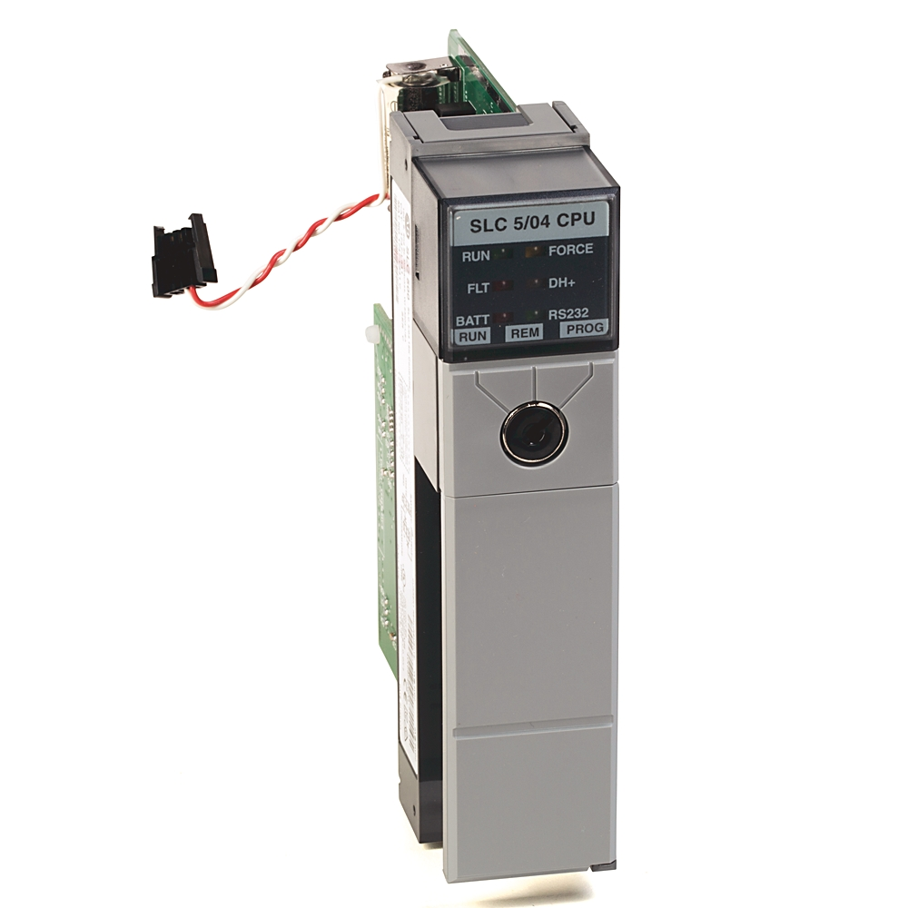 1747-L541处理器单元SLC 5/04 16K Controller