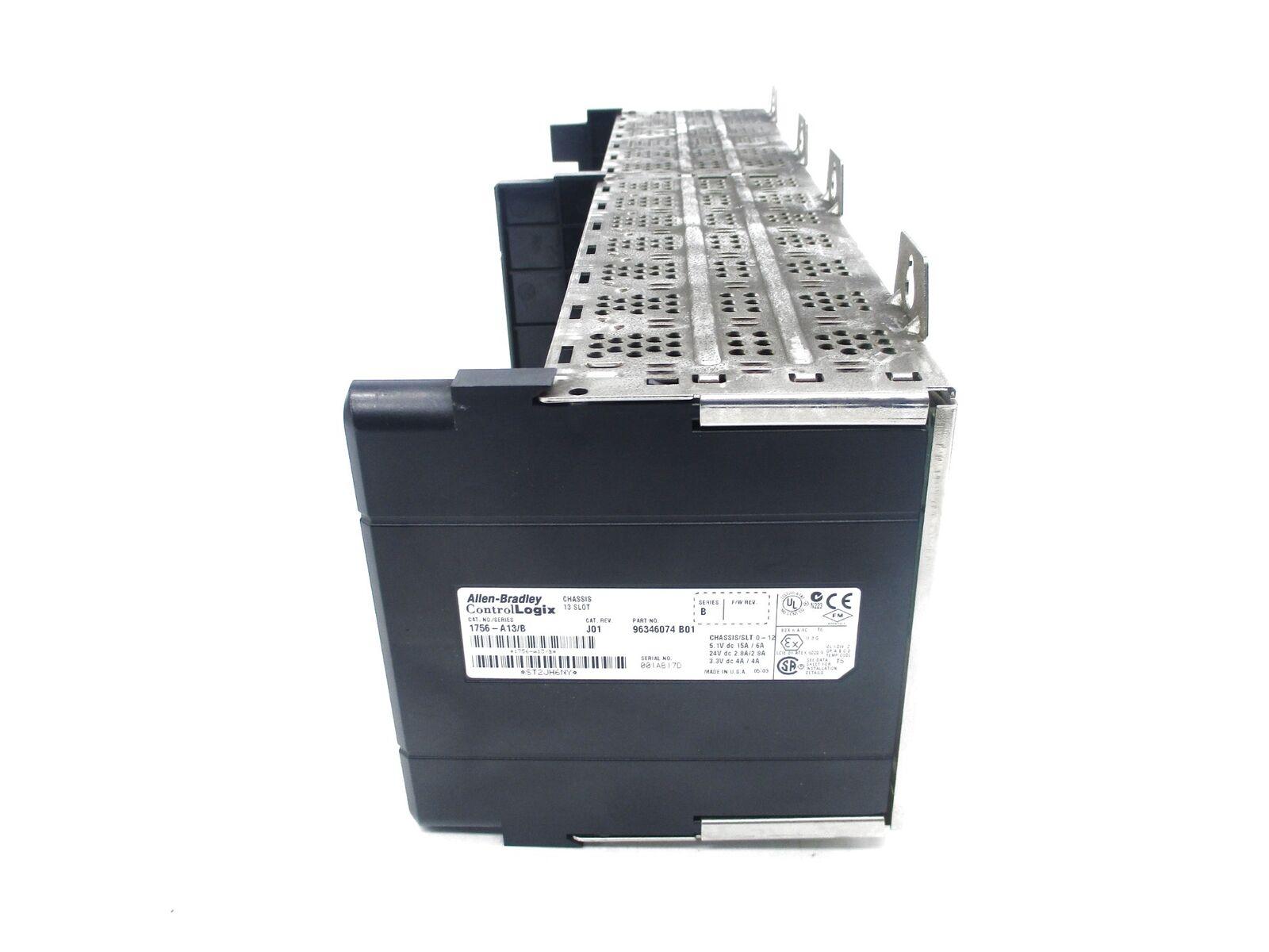 1756-A1313槽PLC机架ControlLogix 13 Slots Chassis